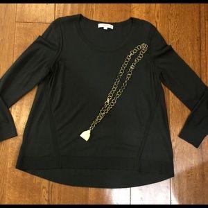 Olive Swing Sweater